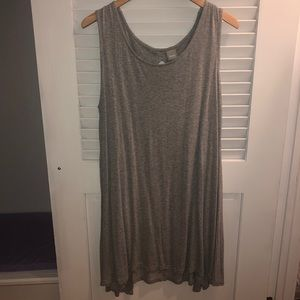 Bench City Clothing Tank Dress in Grey